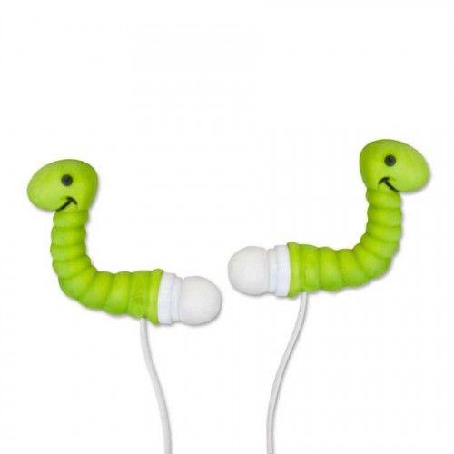 Worm Earphones