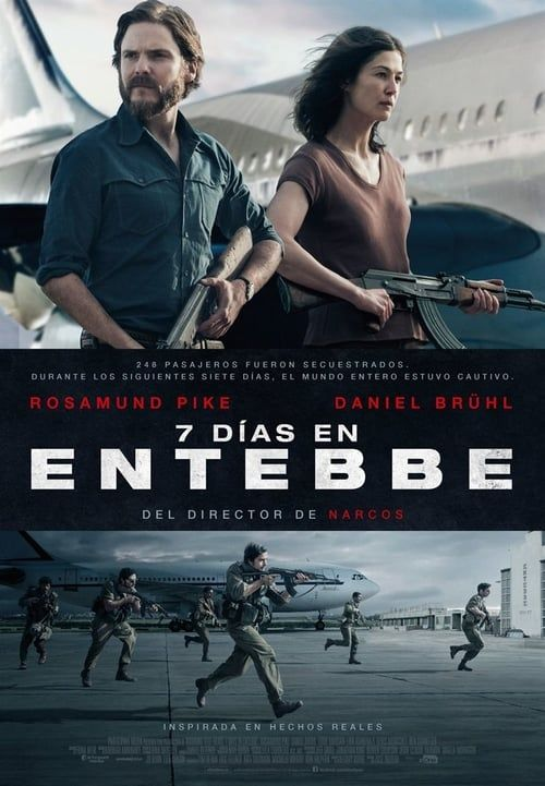 Download 7 Days In Entebbe full movie Hd1080p Sub English