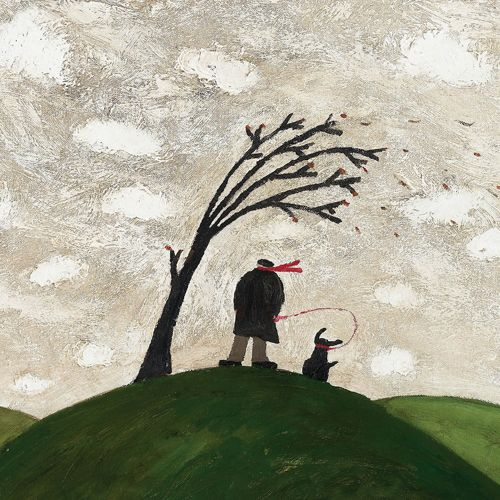 """""""A Windy Day"""" by Gary Bunt"""