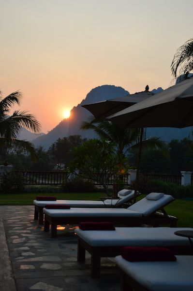 Indulge Yourself in Exotic Luxury at the Riverside Boutique Resort in Vang Vieng, Laos - Peanuts or Pretzels