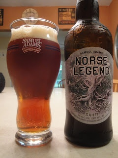 The Beer Whisperers: Samuel Adams Norse Legend Review