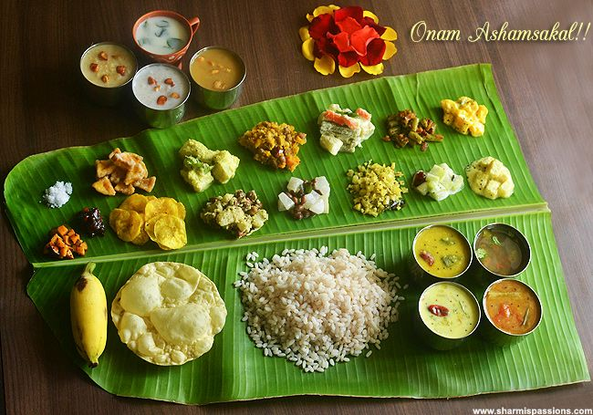 Onam Sadya Recipes     Making Onam Sadya Recipes was my long time dream and I am happy that I could make it atleast this year.Each year I ...