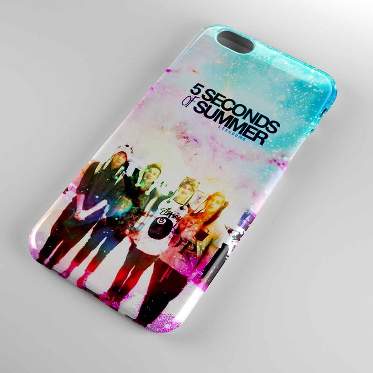 5 second of summer cute galaxy cover for iphone and samsung galaxy case