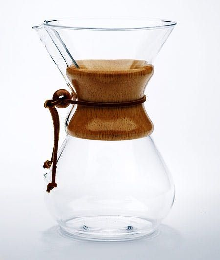 Coffee Methods: The Chemex Carafe