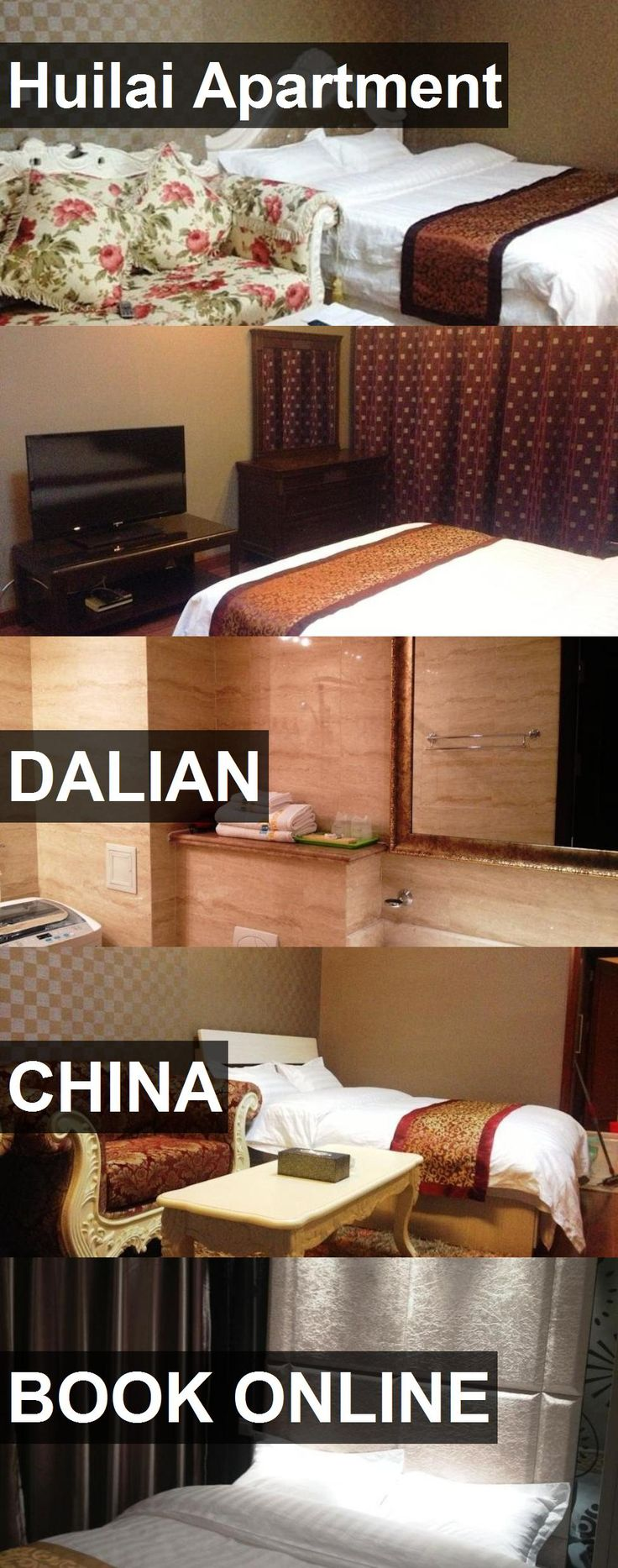 Hotel Huilai Apartment in Dalian, China. For more information, photos, reviews and best prices please follow the link. #China #Dalian #HuilaiApartment #hotel #travel #vacation