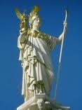 Athena godin van de wijsheid!