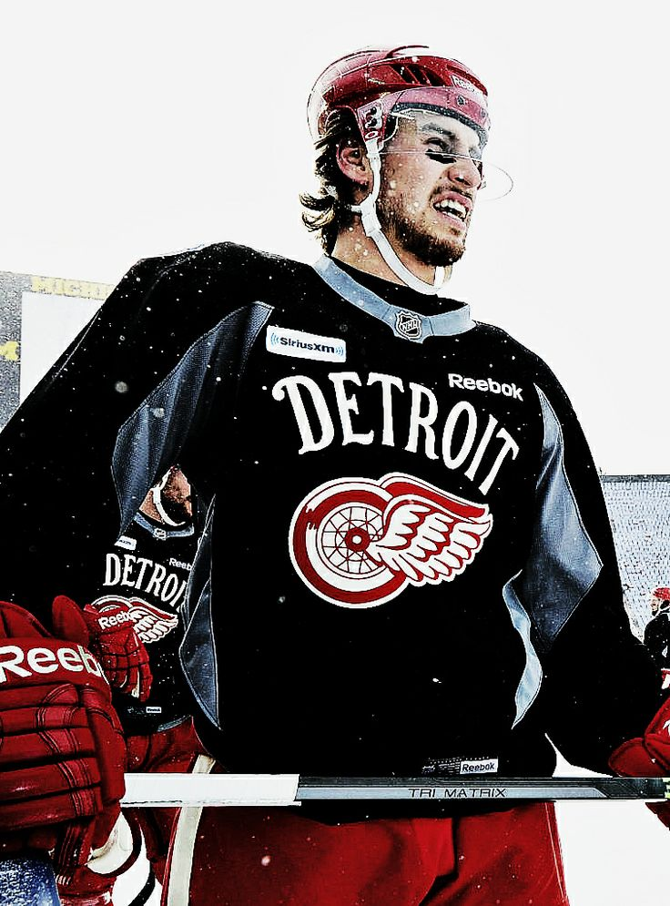 Brendan Smith at the Winter Classic