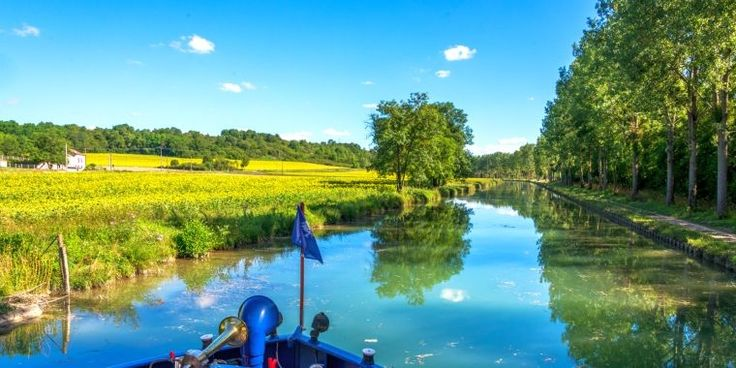 European Waterways Features New Excursions and Itineraries on Cruises in Burgundy, Southern France and Scotland