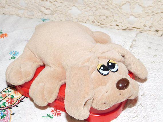 Pound Puppie Little Radio Pound Puppies Child's Radio