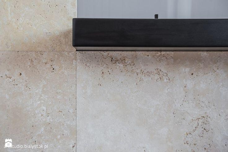 naturalnie i trochę surowo...realizacja 2014 - Sypialnia, styl nowoczesny - zdjęcie od Art Studio Pracownia Architektury i Wnetrz