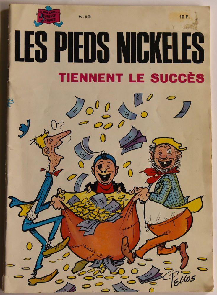 Les Pieds Nickelés tiennent le succès- N° 52-  1985