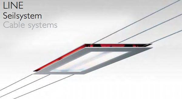 Hochvolt-Seilsysteme