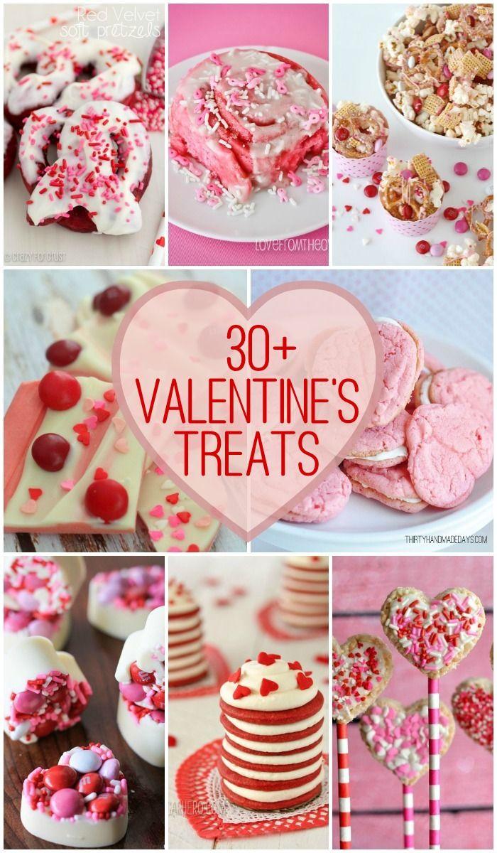 best 25 valentine treats ideas on pinterest valentines. Black Bedroom Furniture Sets. Home Design Ideas