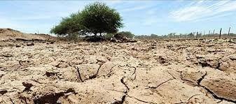 Falta de agua en Argentina.