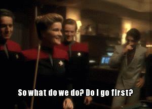 Fake Kate Mulgrew Facts • marcygoomen: Mrs. Columbo & Star Trek Voyager
