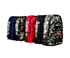 Supreme Camo Backpack   eBay