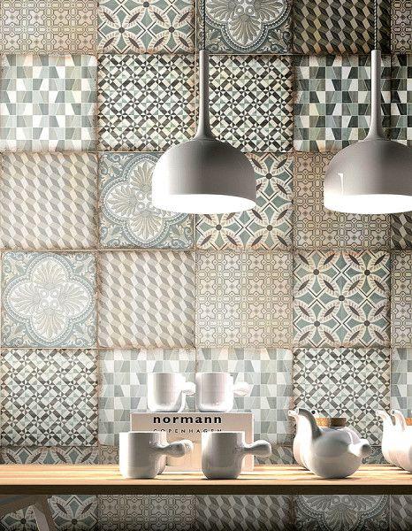 IL CAVALLINO BIJOU dlažba 20x20cm mix dekorů