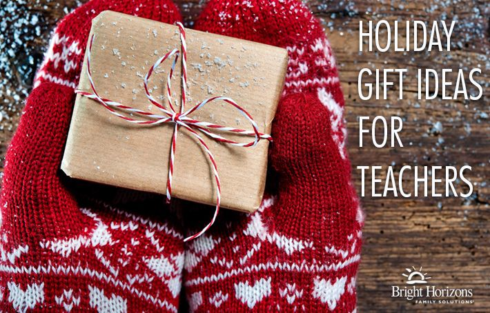 Holiday Gift Ideas for Teachers - 4 moms and teachers give their thoughts on the best gifts every teacher will appreciate.