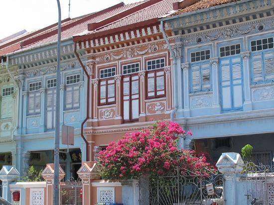 Katong district
