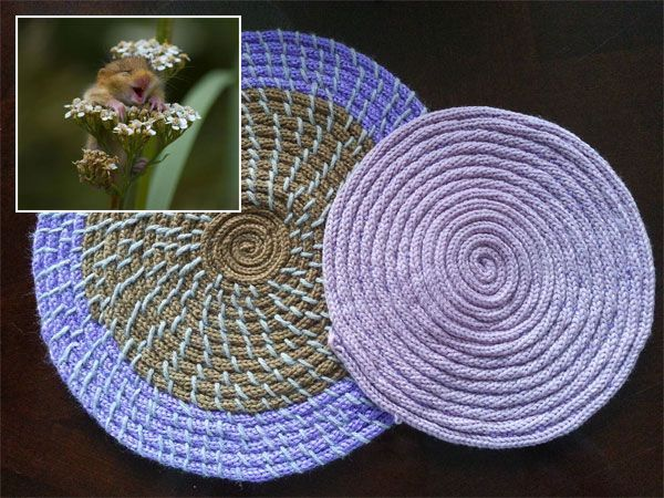 French Knitting Rug : Best images about icord uses on pinterest knots baby