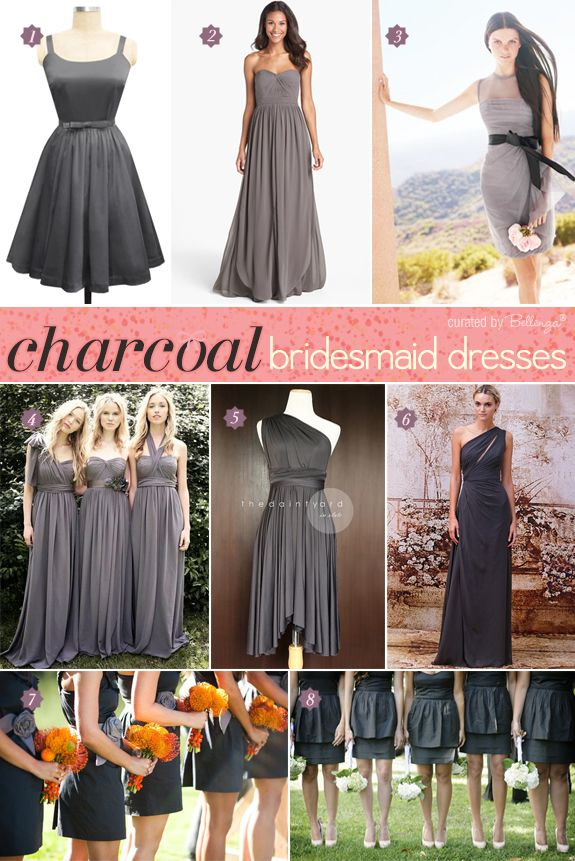161 Best Images About Charcoal Gray Color Palette On