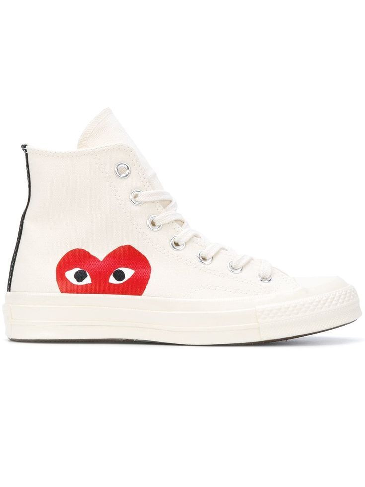 Converse Blanche in 2020   High top sneakers, Converse, Sneakers
