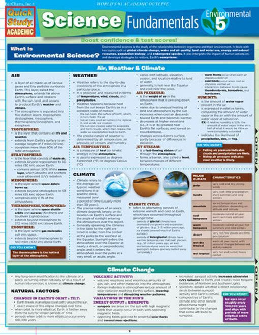 Science Fundamentals 5 Environmental Science Download this review guide and…