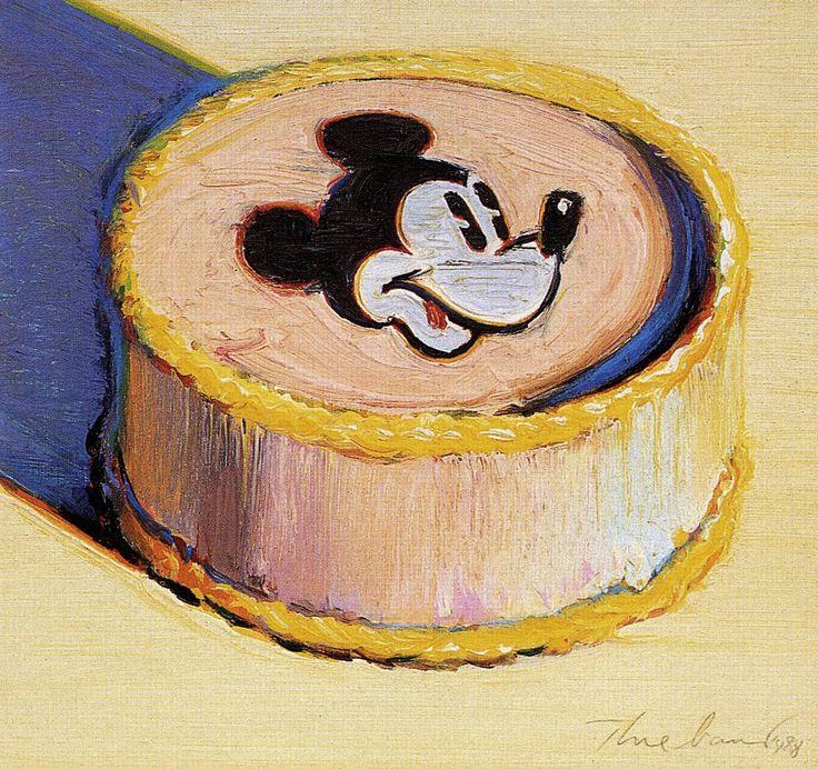 Best 20+ Wayne Thiebaud Paintings ideas on Pinterest | Wayne ...