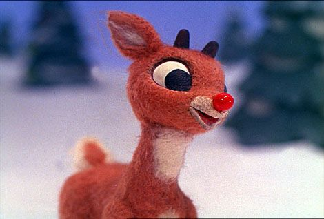 December 6- Christmas Fun Fact: ' Rudolph the Red-Nosed Reindeer', the stop-motion Christmas classic, first aired this day in 1964 on NBC. Description from pinterest.com. I searched for this on bing.com/images