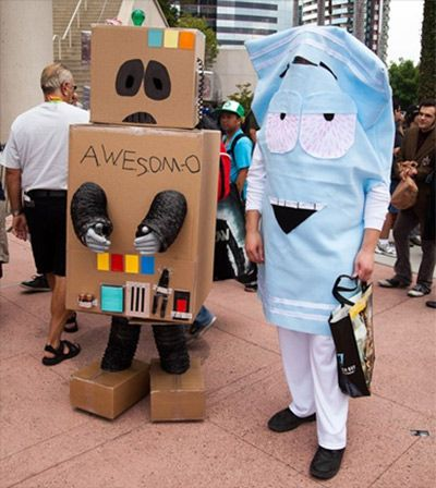 south park halloween costumes