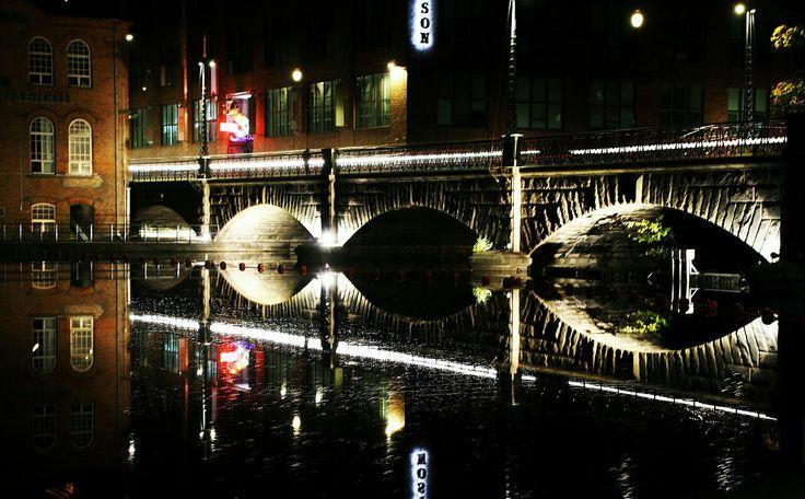 Satakunta bridge. TAMPERE
