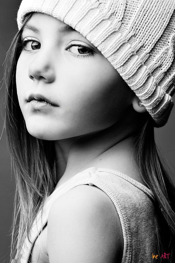 young girl...love this photo!