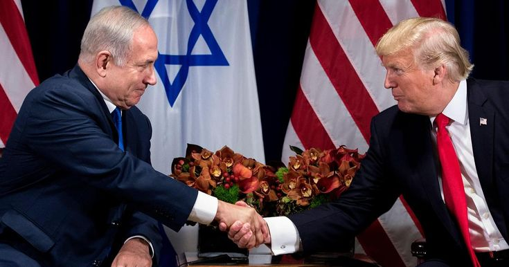Trump says US aid to Palestinians won't continue until they return to peace talks - CBS News