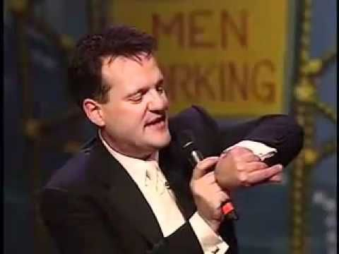 Christian Comedian Mark Lowry Talks With An Unbeliever