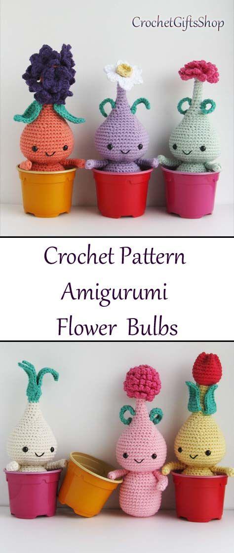 crochet #crochetpattern #crochetdoll #craft #crochetflower ...
