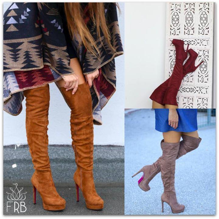 Η Forebelle διοργανώνει διαγωνισμό και χαρίζει ένα ζευγάρι μπότες Scarlett στο χρώμα της επιλογής σας!  Δηλώστε τη σ