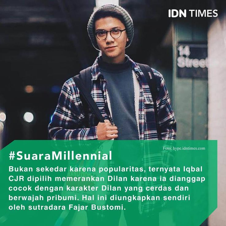 Ini Alasan Iqbal Terpilih Sebagai Pemeran Dilan! ----- Follow @IDNTimes - The Voice of Millennials and Gen Z ----- Proses pemilihan untuk pemeran karakter Dilan di film Dilan yang diadaptasi dari novel karya Pidi Baiq memang memakan waktu yang lama. Dan setelah audisi panjang berakhir, nama Iqbal Ramadhan akhirnya diumumkan sebagai pemeran Dilan. Namun keputusan ini rupanya mendapat reaksi pro dan kontra dari netizen. ----- Beberapa netizen dan penggemar cerita Dilan memprotes keputusan…