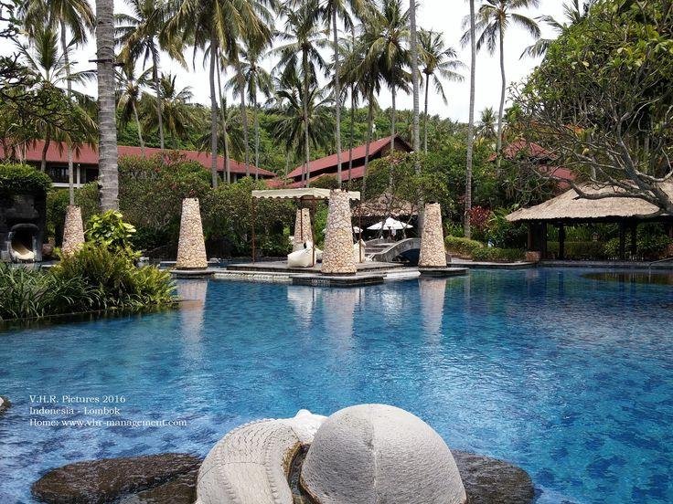 5 Star Resort auf Lombok Indonesien