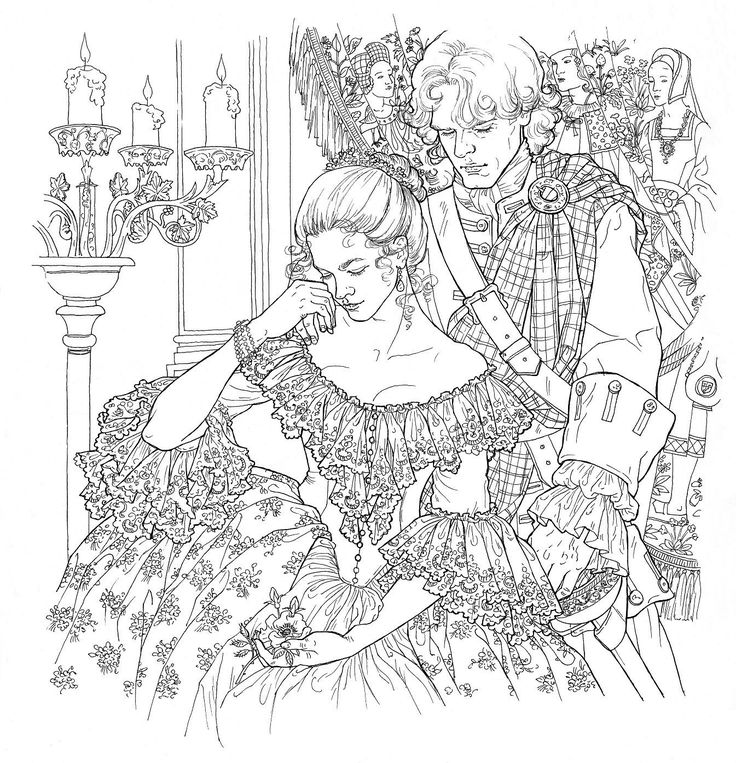 The Official Outlander Coloring Book. The perfect gift for fans of Diana Gabaldon's Outlander novels and the Starz original series, this spectacular coloring book features forty-five all-new illustrat                                                                                                                                                     More