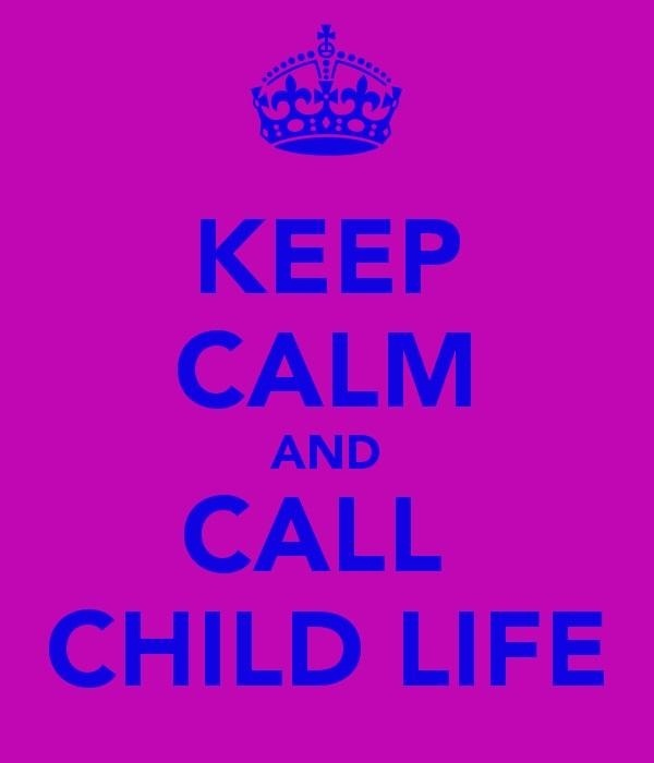 child life specialist Child life specialists are trained professionals who help children cope with the  stress and uncertainty of illness, injury, disability, and hospitalization to read.