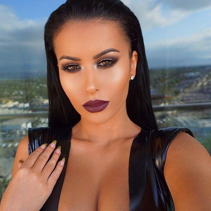 gorgeous makeup @amrezy