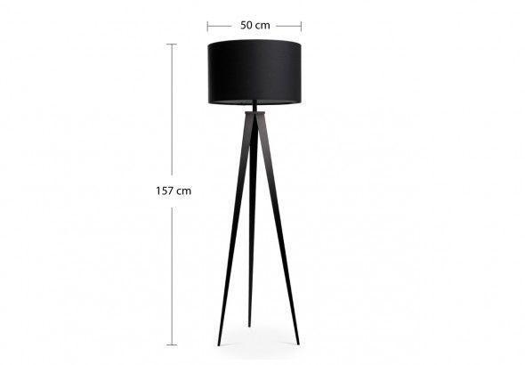 1000 ideen zu stehlampe schwarz auf pinterest tafellack. Black Bedroom Furniture Sets. Home Design Ideas