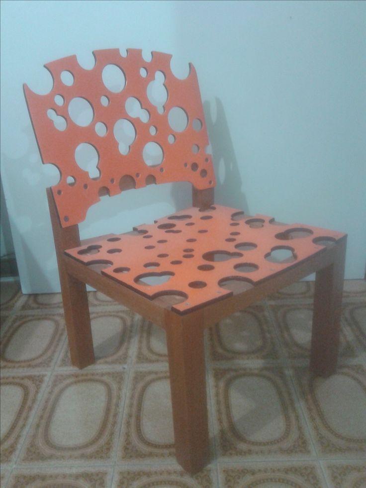 burble chair