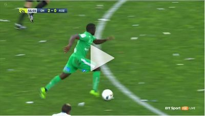 XALIL BLOG: Video:  Olympique Marseille 4-0 Saint Etienn, Ligu...