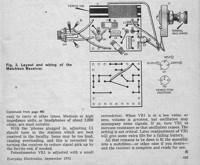 am radio receiver using by tea5551t circuit diagram - wiring diagram on  am radio antenna schematics