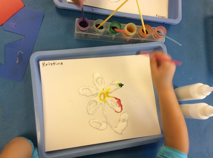 17 Best Images About Preschool Creative Art Ideas On Pinterest