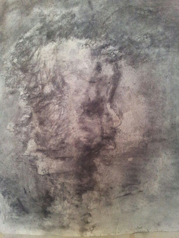 Charcoal Image anne Marie Tangen