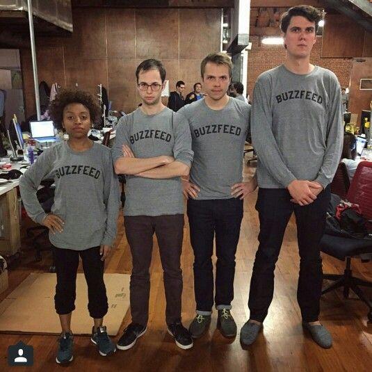 Quinta B // Zach Kornfeld // Andrew Ilnyckyj // Garrett Werner // Buzzfeed