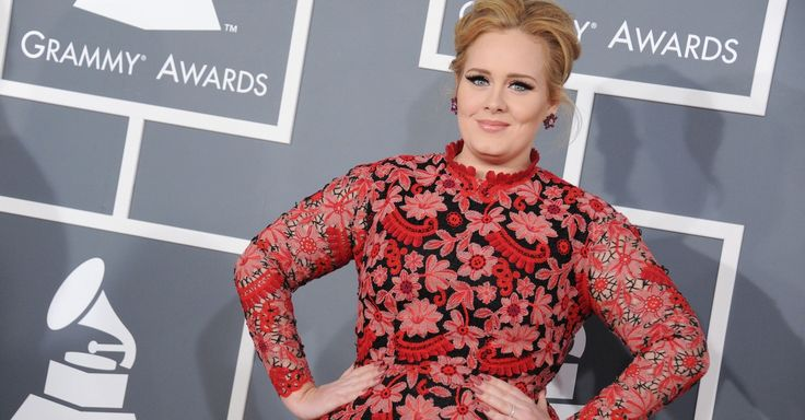 During an interview with SiriusXM on Monday, Adele had a very wise answer to a question about body image.