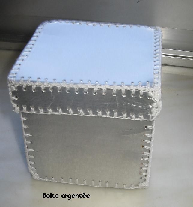 Another Tetra Pak carton box. This one has a full tutorial - what will you keep in yours?